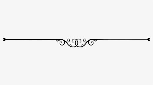 Underline Design And Simple Design Hand Drawn Elements.