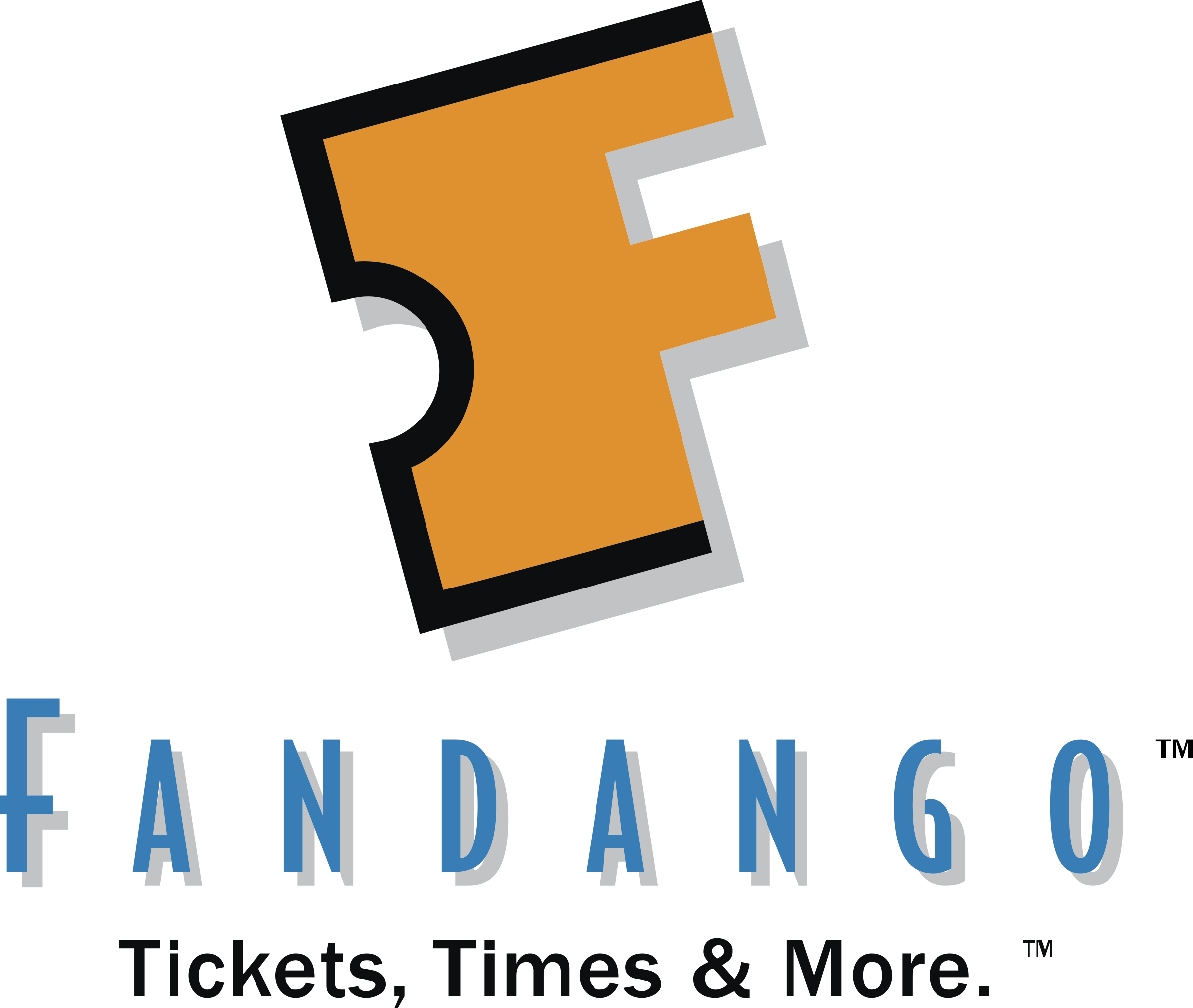 Fandango Logo PNG Transparent & SVG Vector.