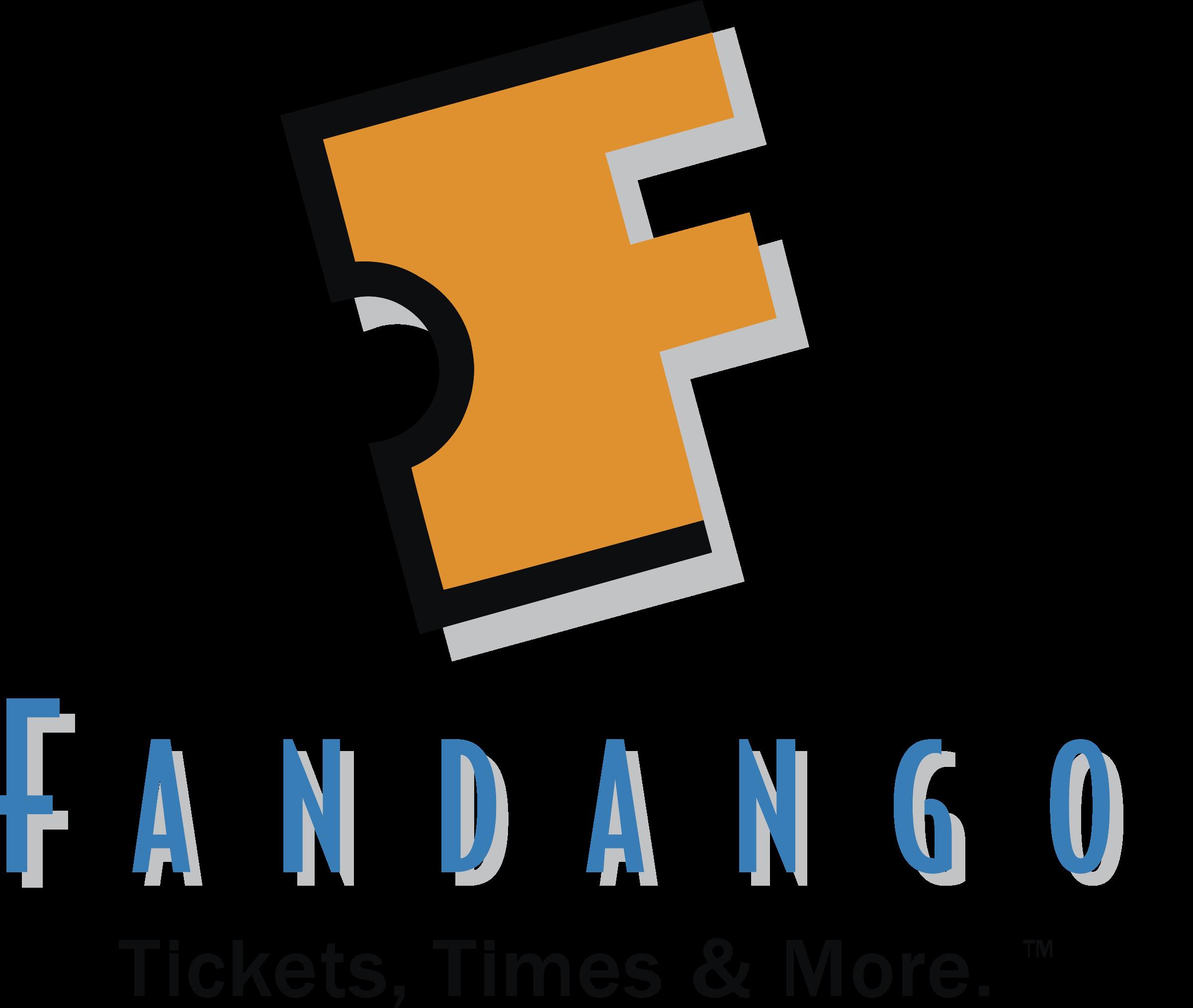 Fandango Logo PNG Transparent & SVG Vector.