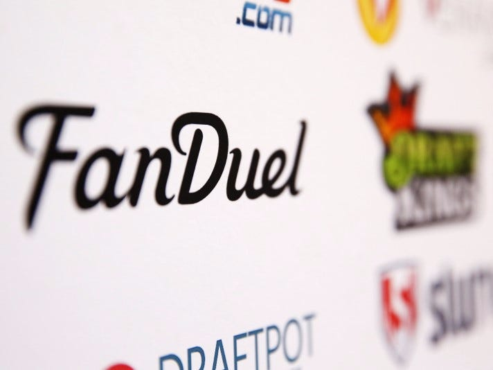 FanDuel is 2 to 3 days behind in payouts.