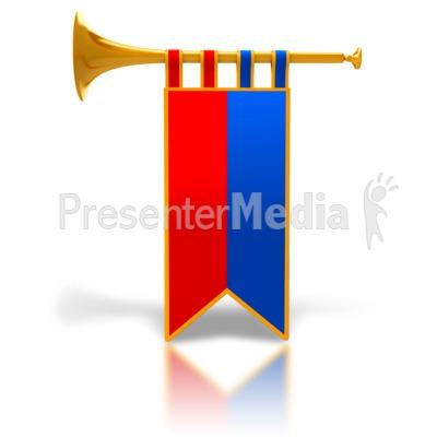 Trumpet Line Fanfare.