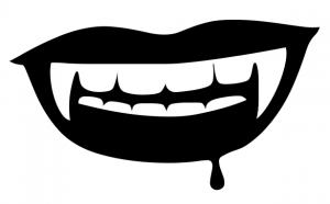 Vampire Fangs Clip Art Download.