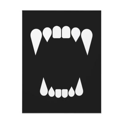 Vampire Fangs Clipart Clipart Clip Art.
