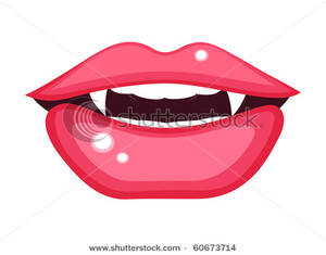 Fang Mouth Clipart.