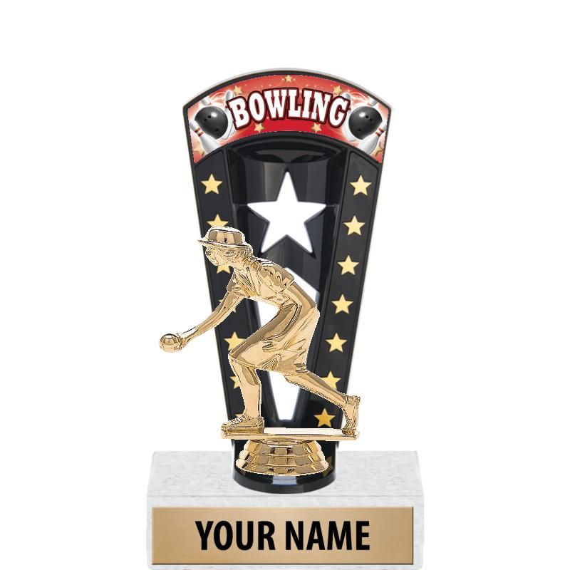 Bowling Trophies.