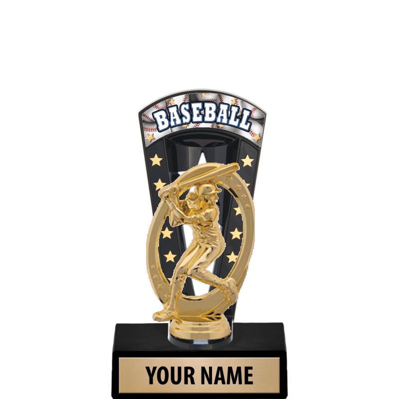 Baseball Trophies.