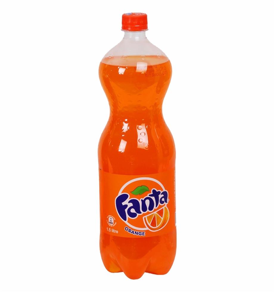 Fanta Orange Pet Bottle.