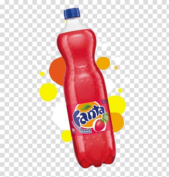 Mengen Fizzy Drinks Fanta Water Bottles, fanta transparent.