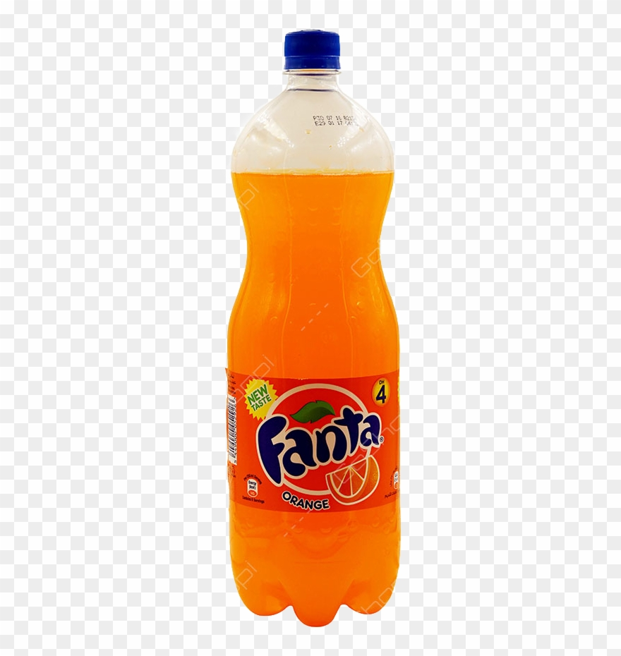 Fanta Orange Clipart (#2531547).