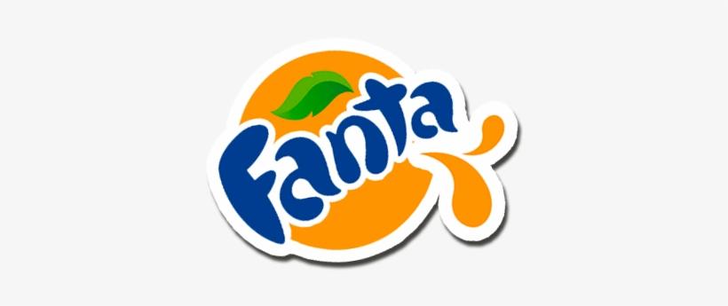 Fanta Laranja Logo Png PNG Image.