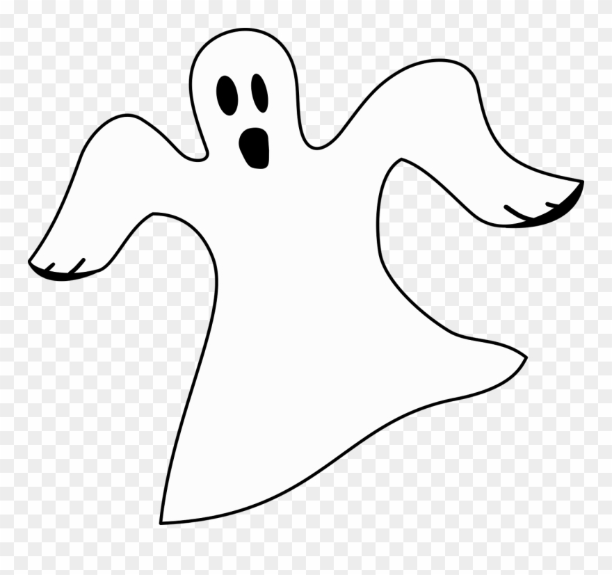 Ghost Drawing Computer Icons Coloring Book Art.