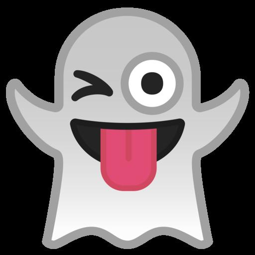 Emoji Fantasma Png Vector, Clipart, PSD.
