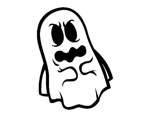 Fantasma Dibujo Png Vector, Clipart, PSD.