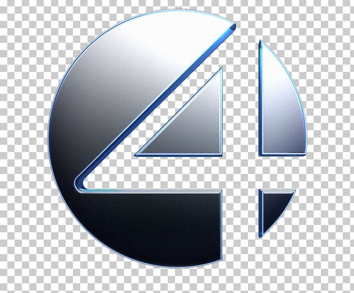Fantastic Four Logo Film YouTube Marvel Heroes 2016 PNG.