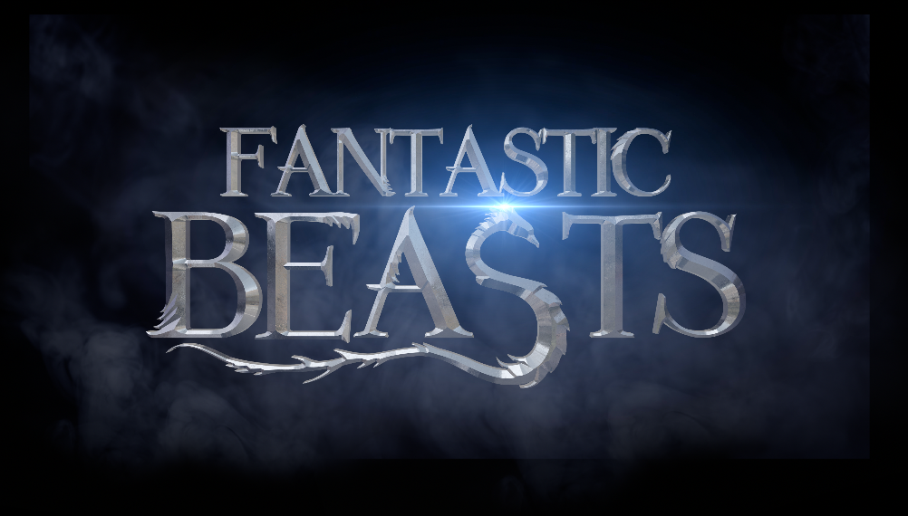 Stupefy! Fantastic Beasts titles in FCPX.