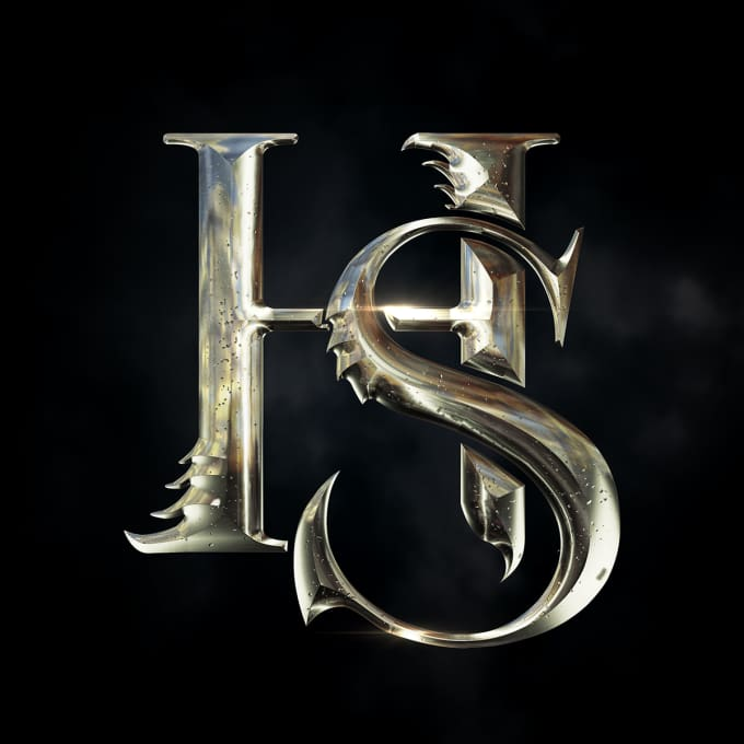 ale9327 : I will create 3d logo base on Fantastic Beasts style for $40 on  www.fiverr.com.