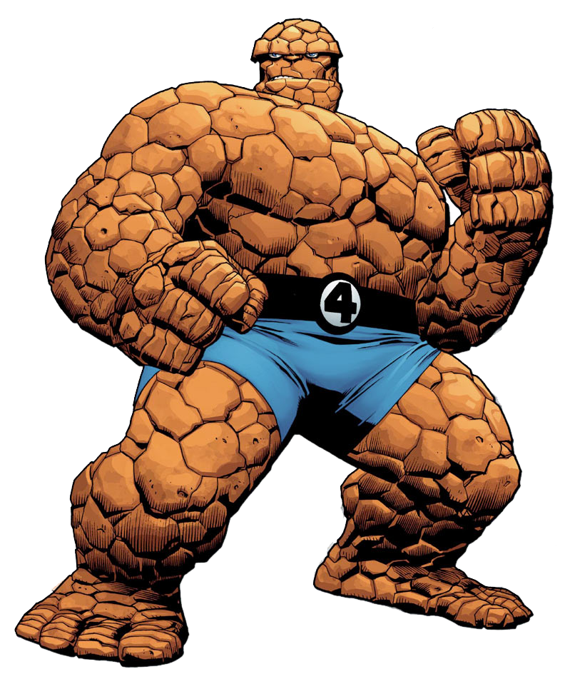 Fantastic Four Clipart.