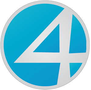Fantastic Four Logo Vector (.EPS) Free Download.