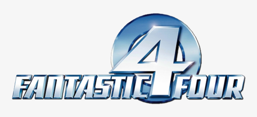Fantastic Four Logo Png.