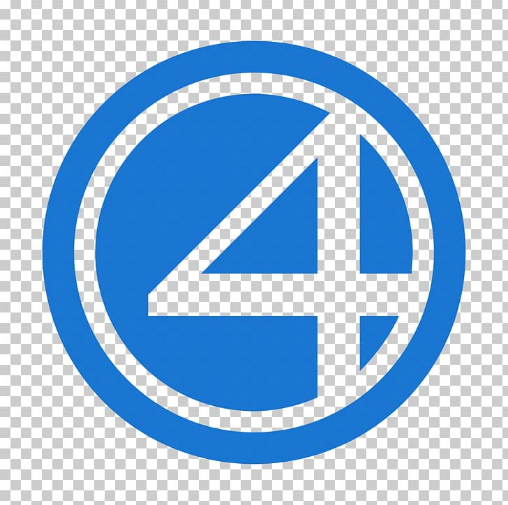 Logo Mister Fantastic Fantastic Four Human Torch PNG, Clipart, Area.