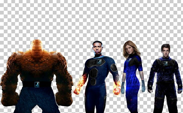 Human Torch Mister Fantastic Thing Invisible Woman Fantastic Four.