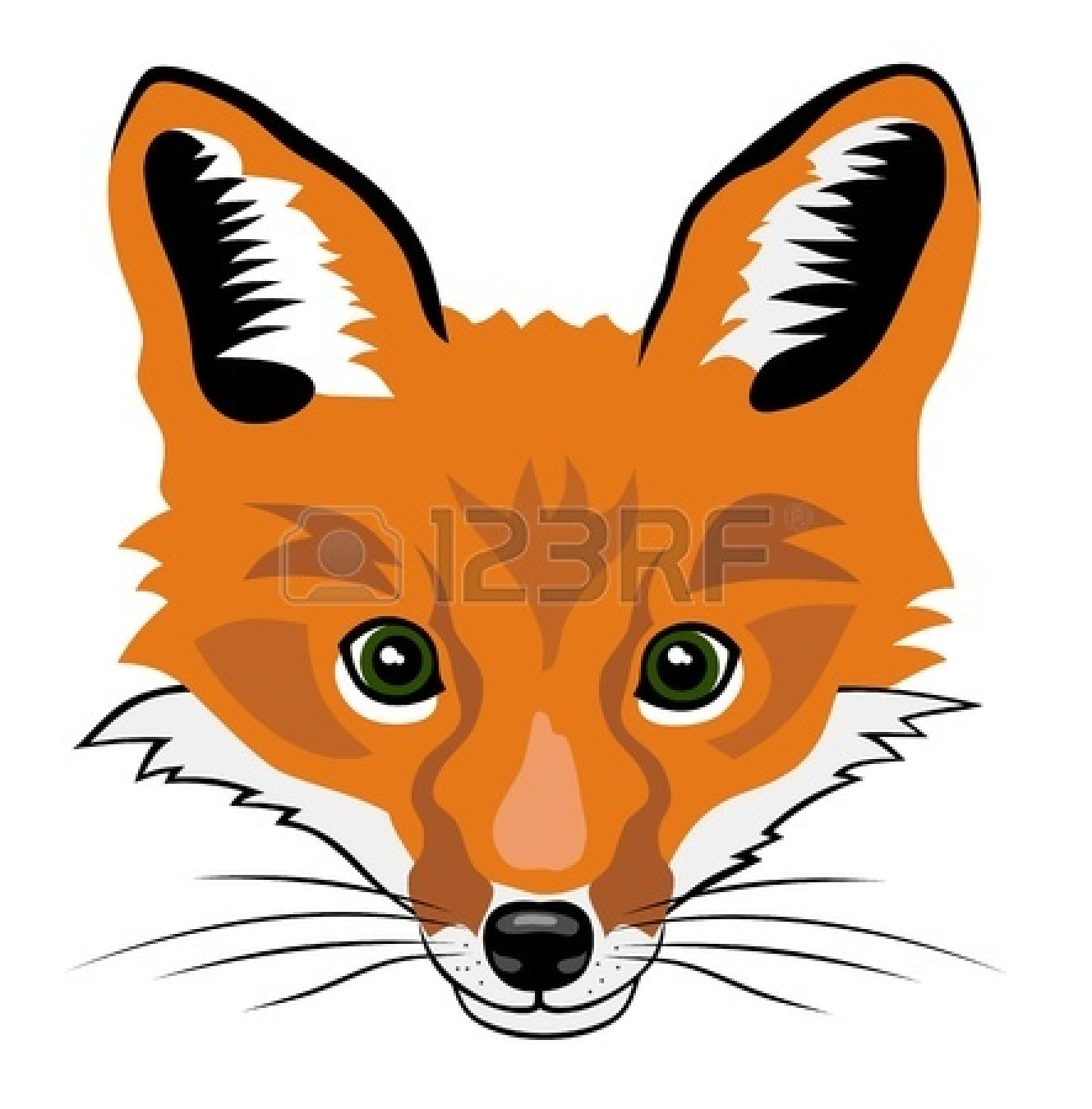 Fantastic Mr Fox Clipart.