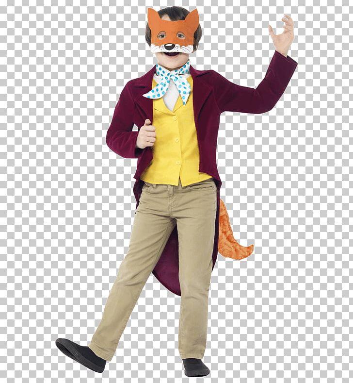 Fantastic Mr Fox Costume Party Matilda Children's Literature PNG.