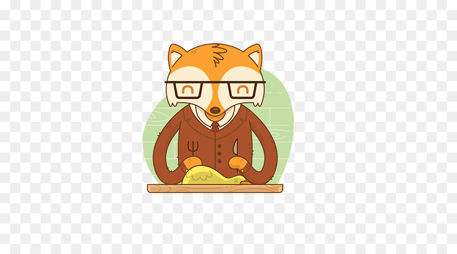 Fox Drawing png download.