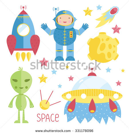 Space Beings Stock Photos, Royalty.