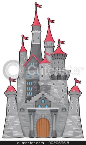 Fantasy castle clipart 7 » Clipart Portal.