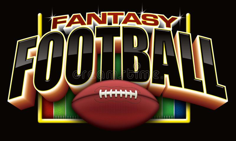 Fantasy Football Stock Illustrations.