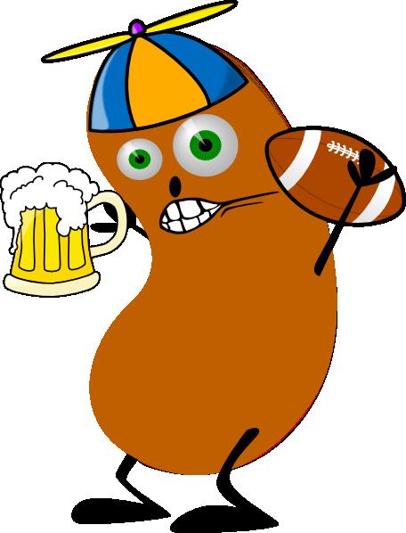 Fantasy Football Bean Clip Art at Clker.com.