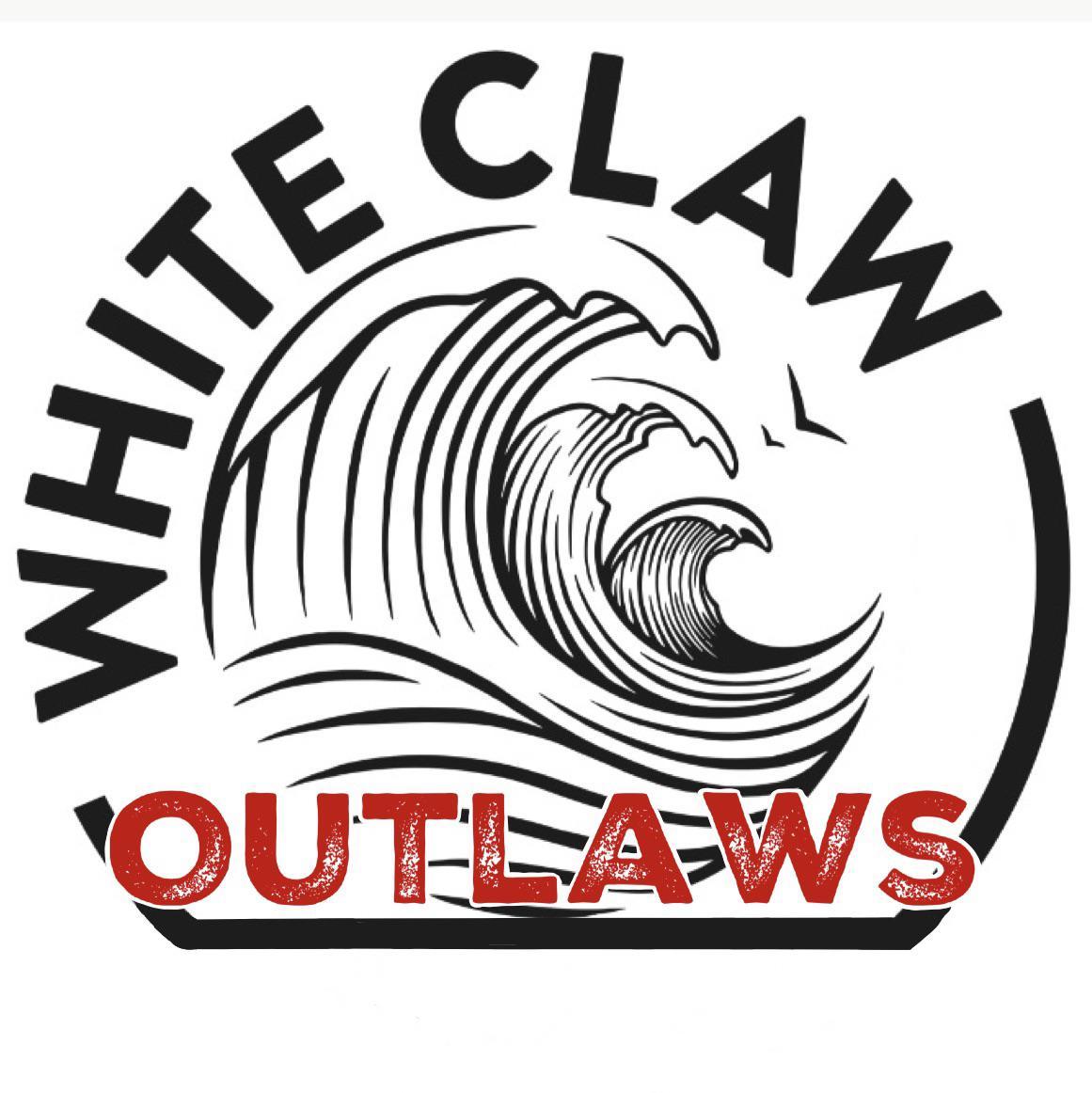 My fantasy football name and logo : WhiteClaw.