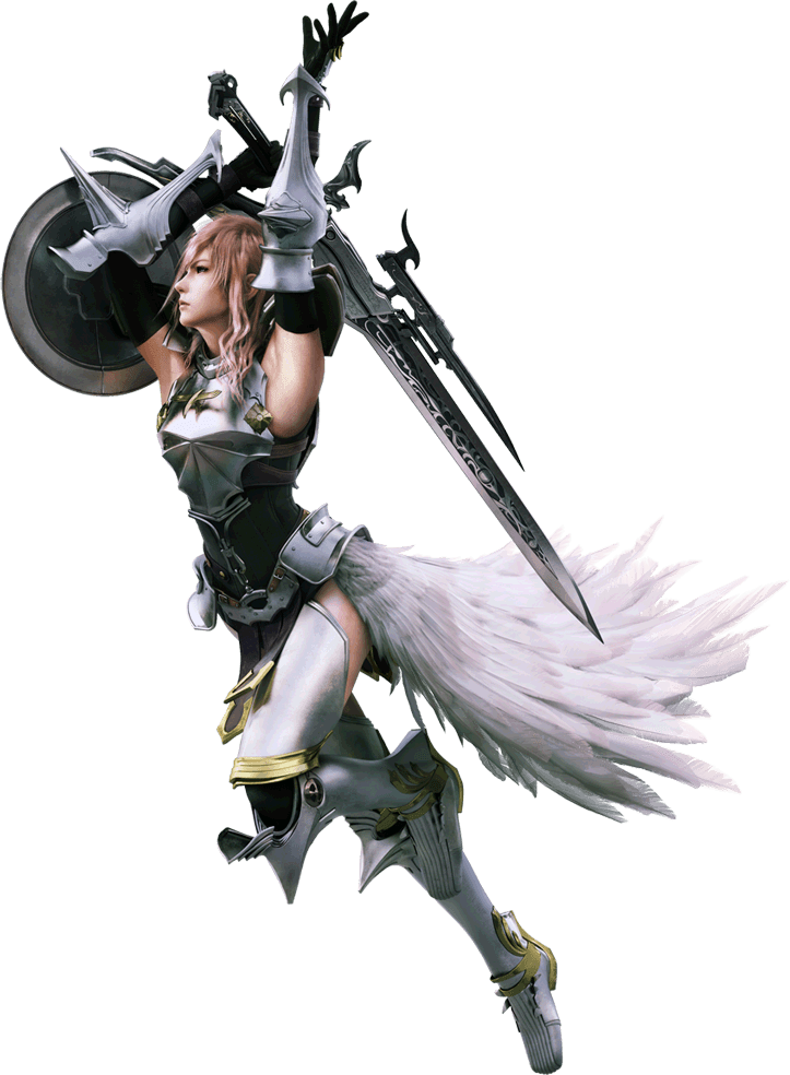 Final Fantasy Jump transparent PNG.