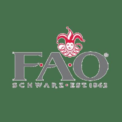 FAO Schwarz Logo transparent PNG.