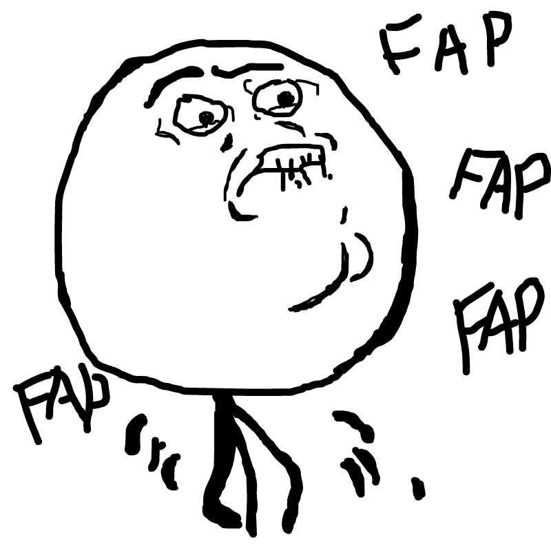 fap fap meme.