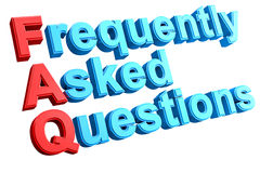 Frequently Asked Questions Faq Concept 3d Stock Photos, Images.