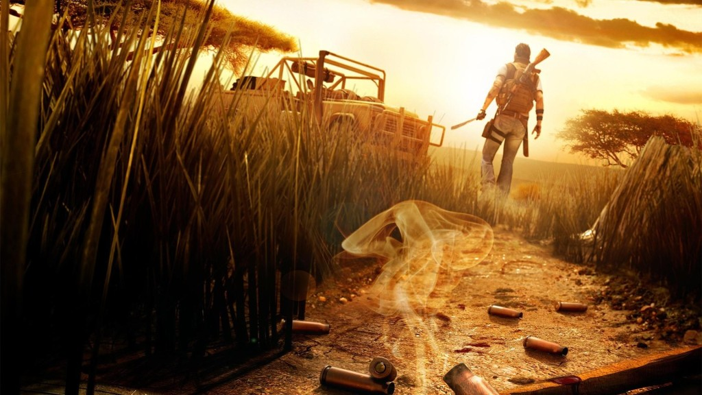 Far cry 2 clipart.