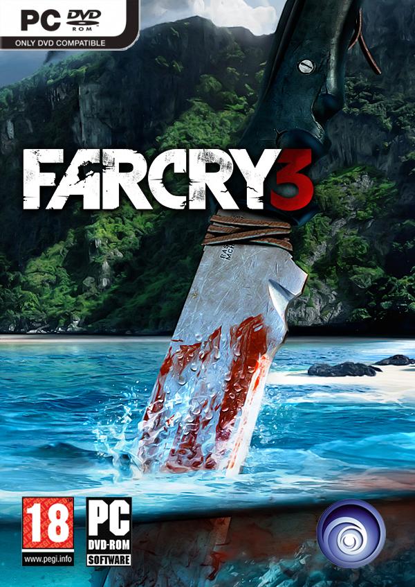 Far Cry 3 Clipart.