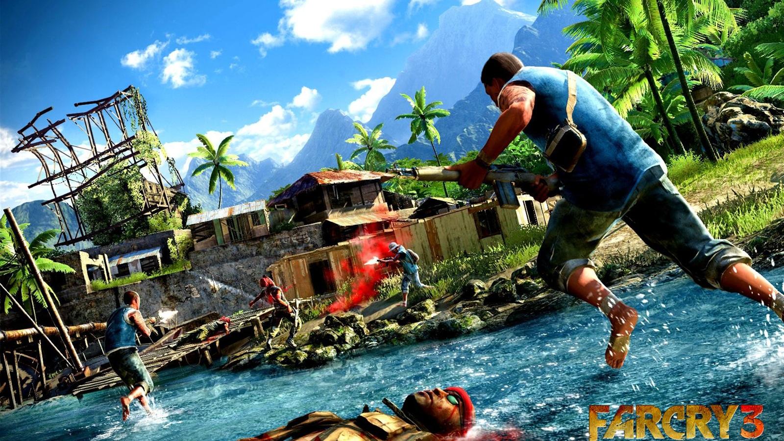Far Cry 4 Clipart.