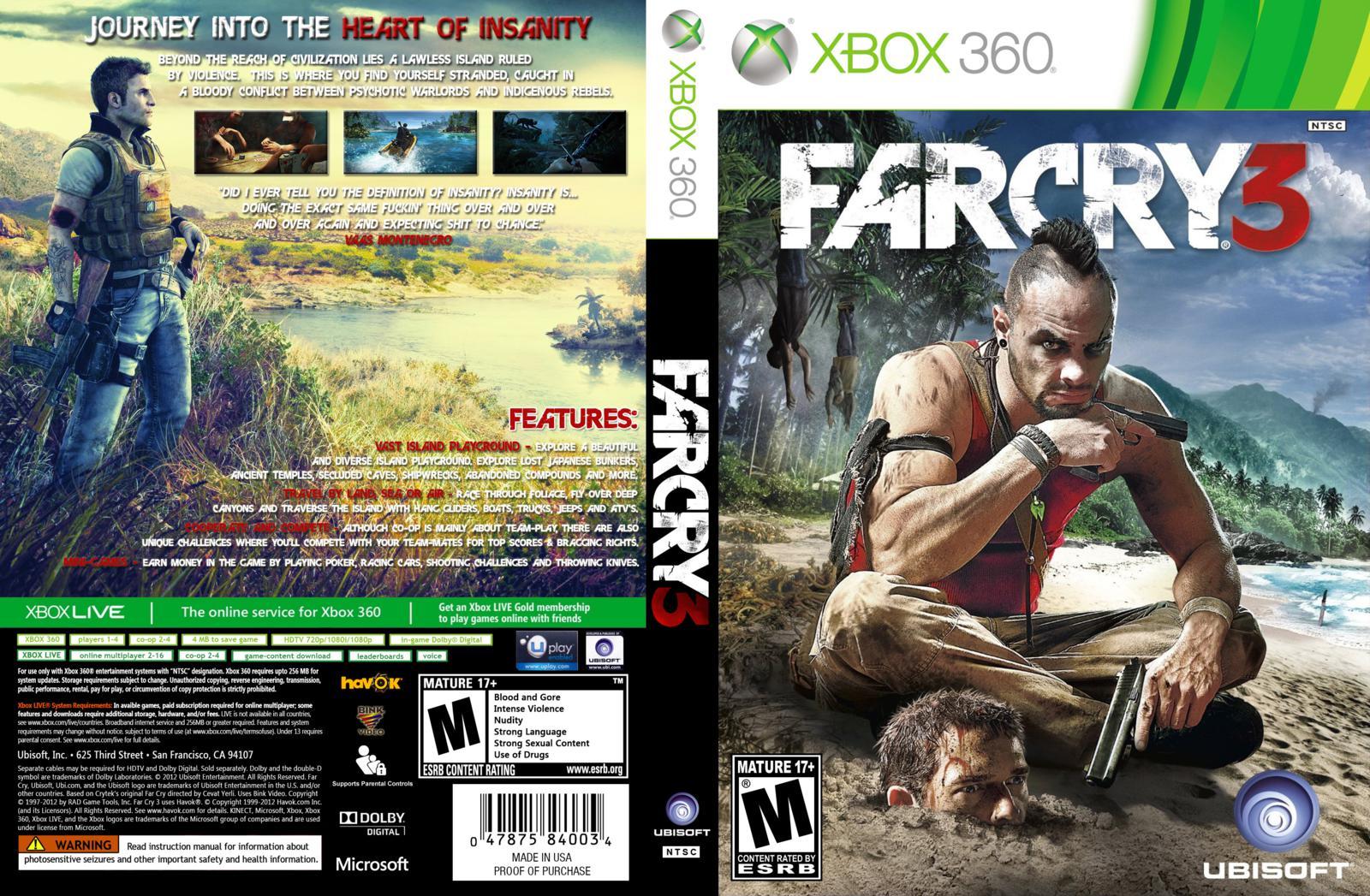 Farcry 3 Clipart.