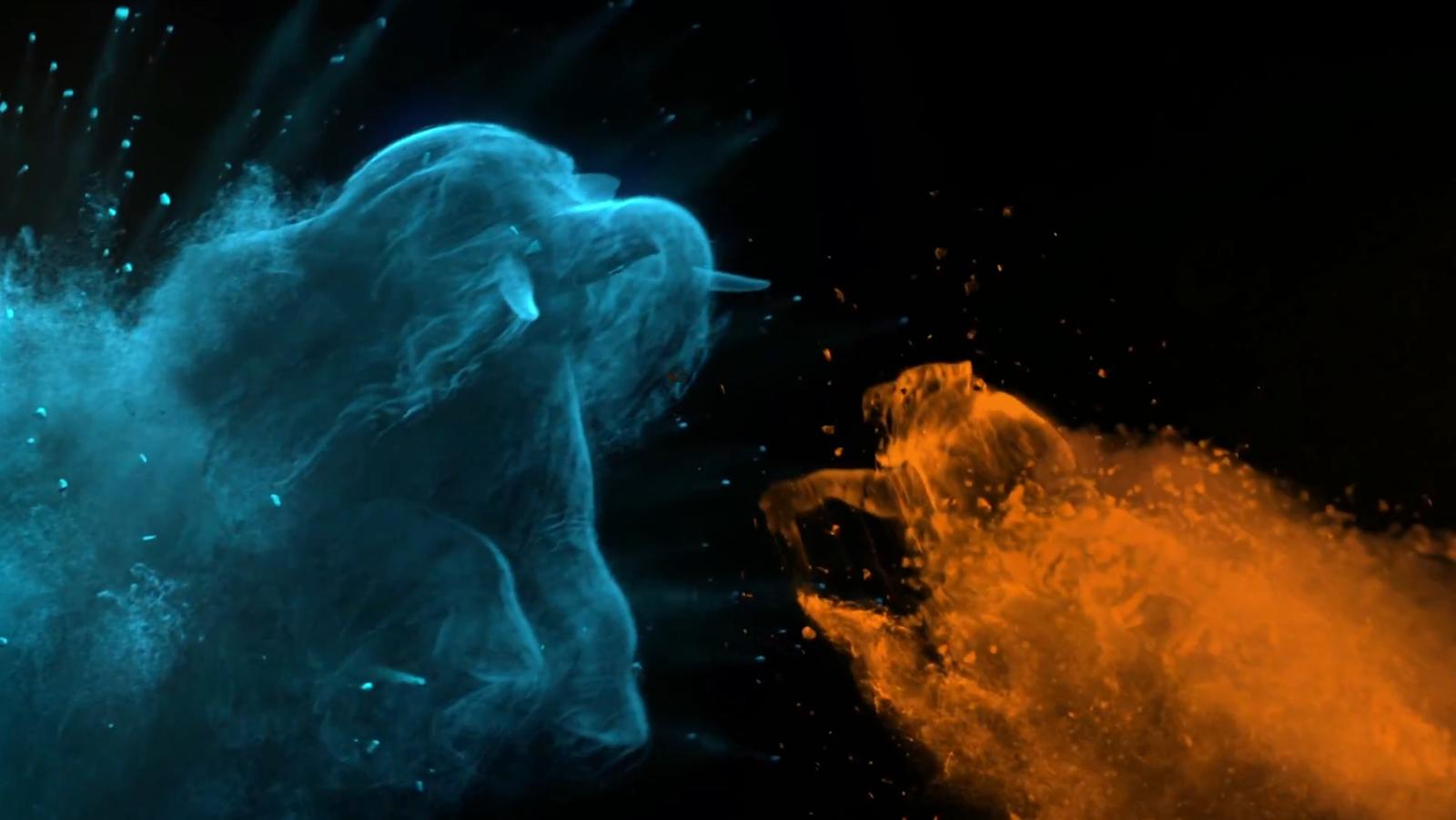 Path of the Elephant vs. Tiger.