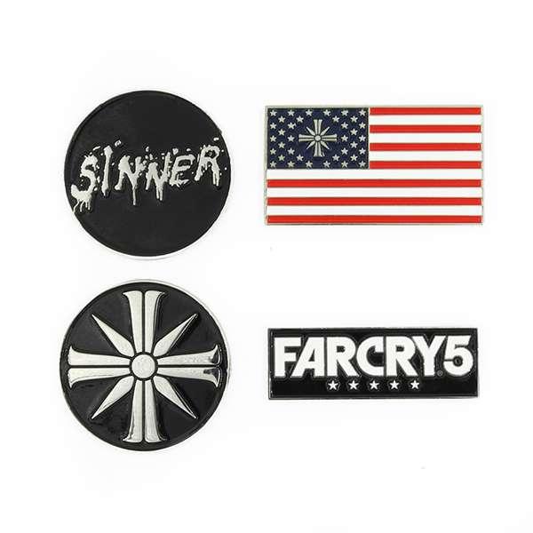 Far Cry 5 Magnet Set.