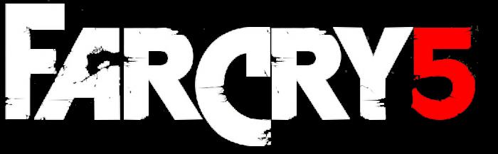Far Cry 5 logo.