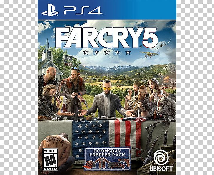 Far Cry 5 Far Cry Primal PlayStation 4 Video Game Ubisoft.
