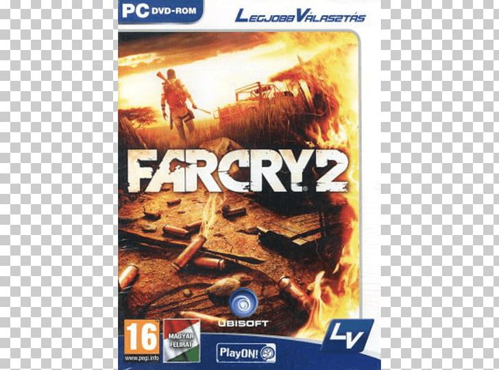 Far Cry 2 Far Cry 3 Xbox 360 Ubisoft PNG, Clipart, Free PNG.