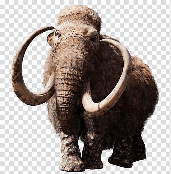 Far Cry Primal Far Cry 4 Elephant Steppe mammoth PlayStation.