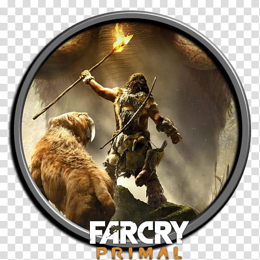 Far Cry Primal Icon, Far Cry Primal illustration transparent.