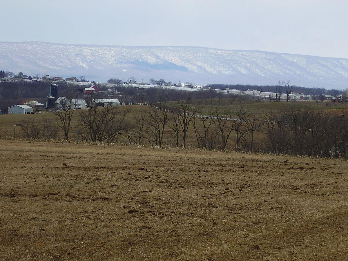 Blue Mountain (Pennsylvania).
