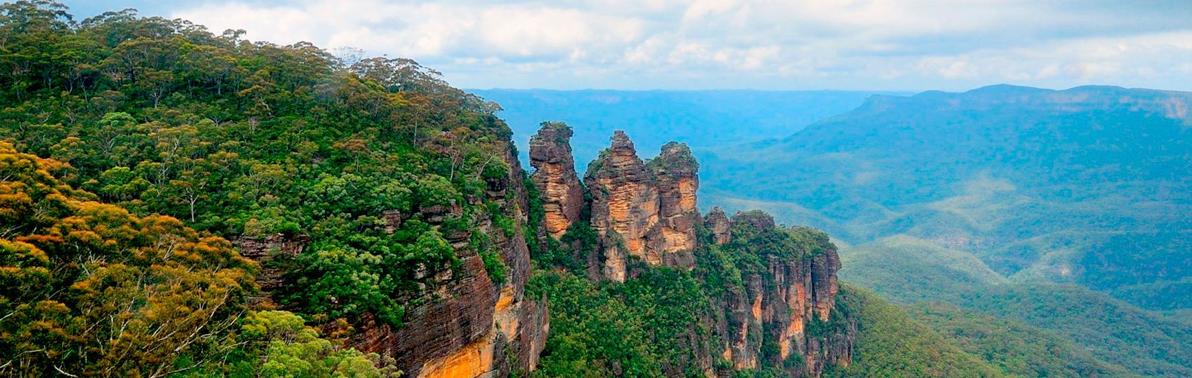 Blue Mountains Tours & Sydney Tours.